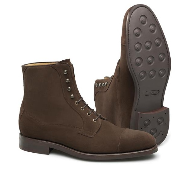 Lace-Up Boots - Alexander Camurça 173